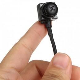 1280X720 HD 720P Usb Telefon İçin Düğme Kapaklı Gizli Kamera