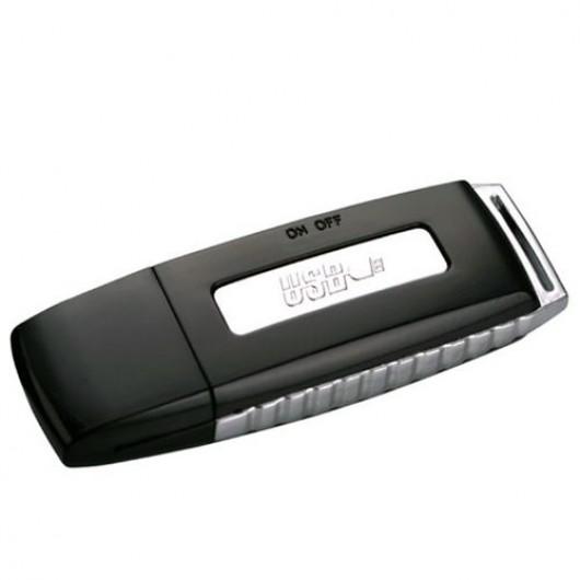 USB Ses Kayıt Cihazı 15 Saat Kesintisiz Kayıt